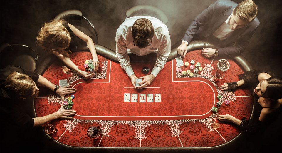 Are Professional Poker Players Good Traders?