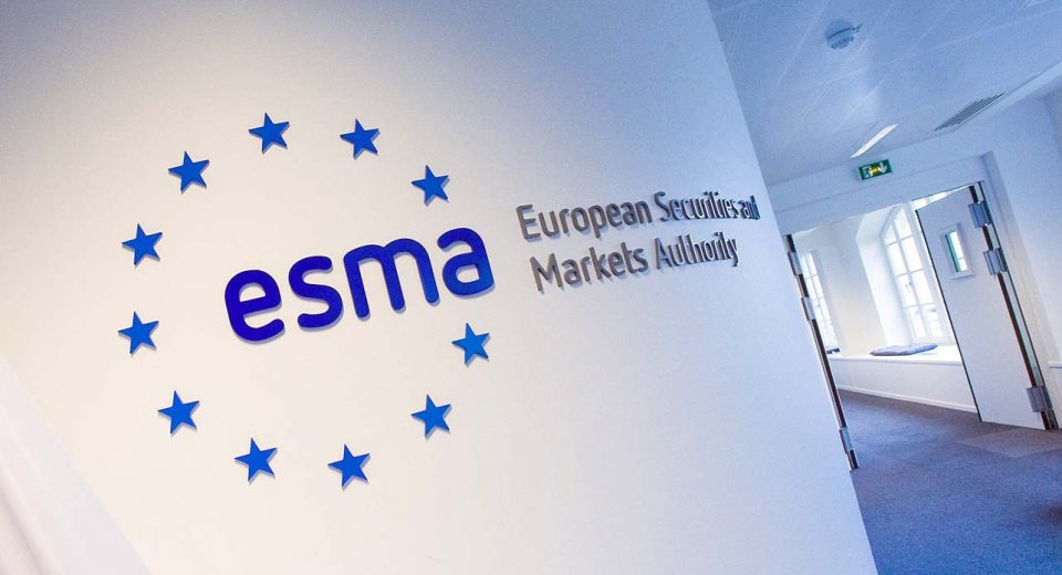 ESMA 2020 Work Programme – An Overview