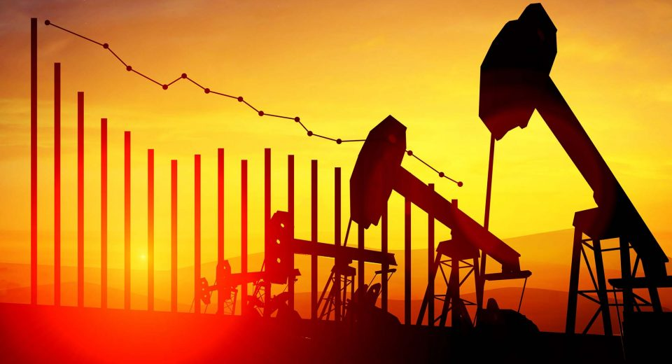 Why is Crude Oil Price Falling? - Blackwell Global - Forex Broker