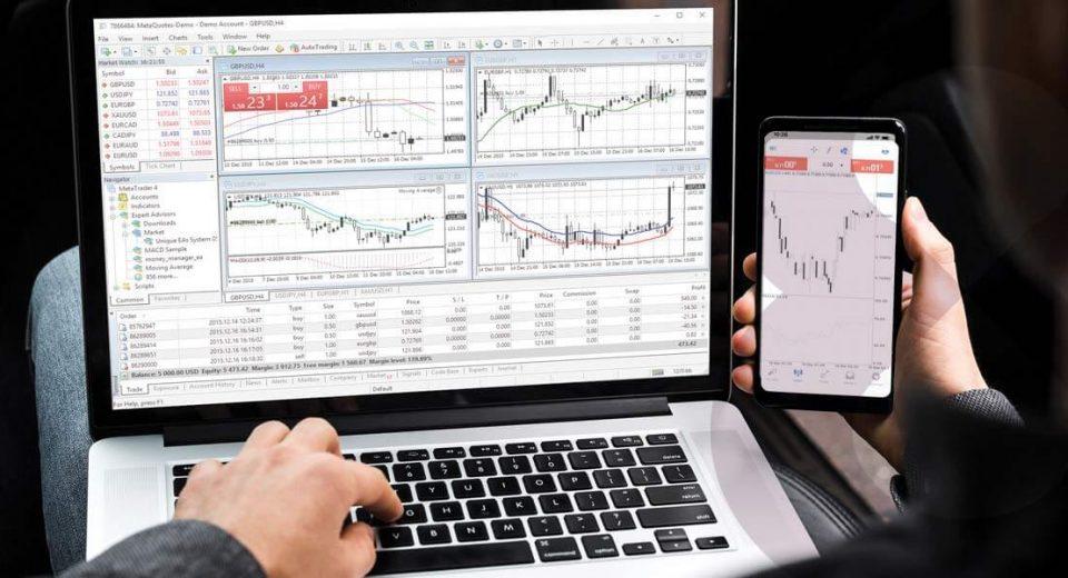 MT4 Demo Account - Blackwell Global Forex Broker