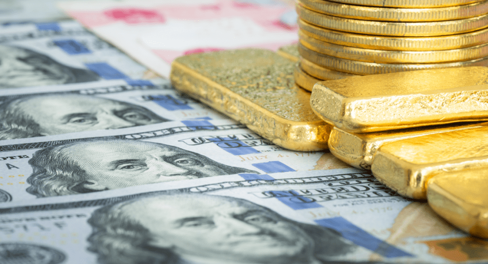 Gold and US Dollar to Hedge Risks - Blackwell Global - Forex Broker